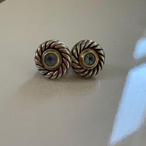 Topaz David Yurman Earrings